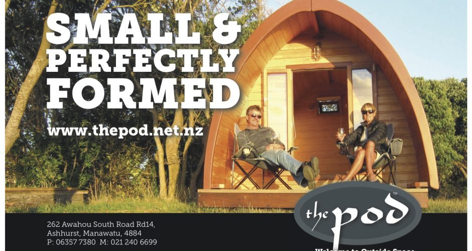 The Pod New Zealand Home Of The Outside Space Phenomenon